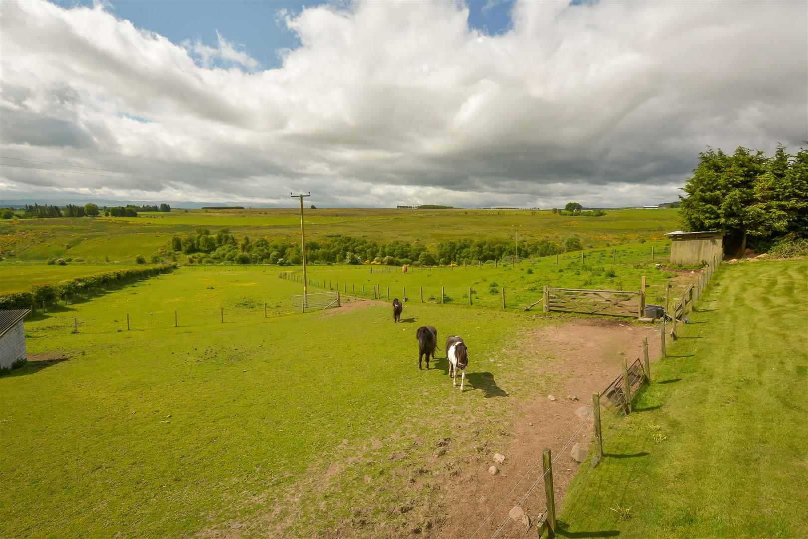 Shenval Farm Steading, Little Glenshee, Bankfoot, Perth, Perthshire, PH1 4DP, UK